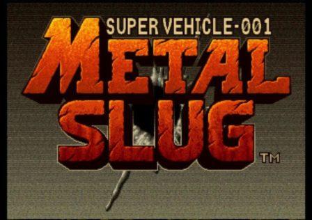 SNK's Metal Slug