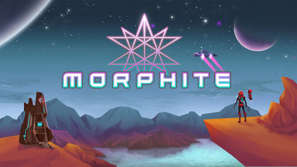 Morphite - Blast off September 7th