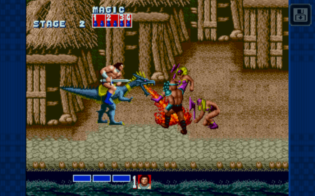Golden Axe Android