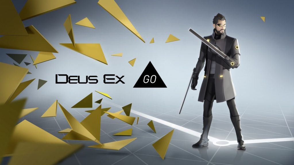 Deus Ex GO Humble Bundle