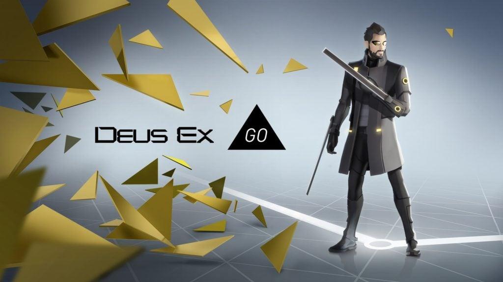 Deus Ex GO Humble Bundle