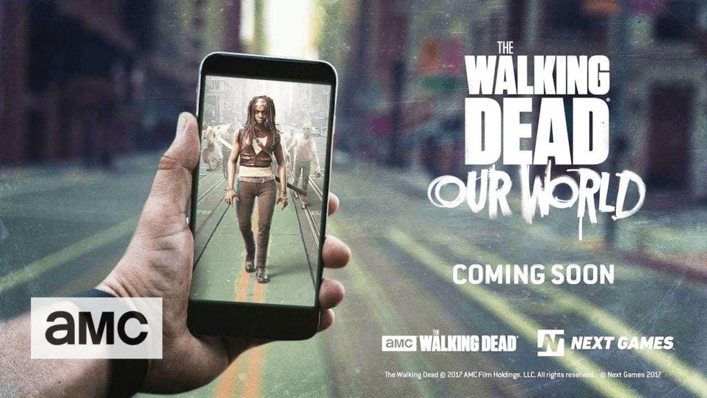 Walking Dead AR