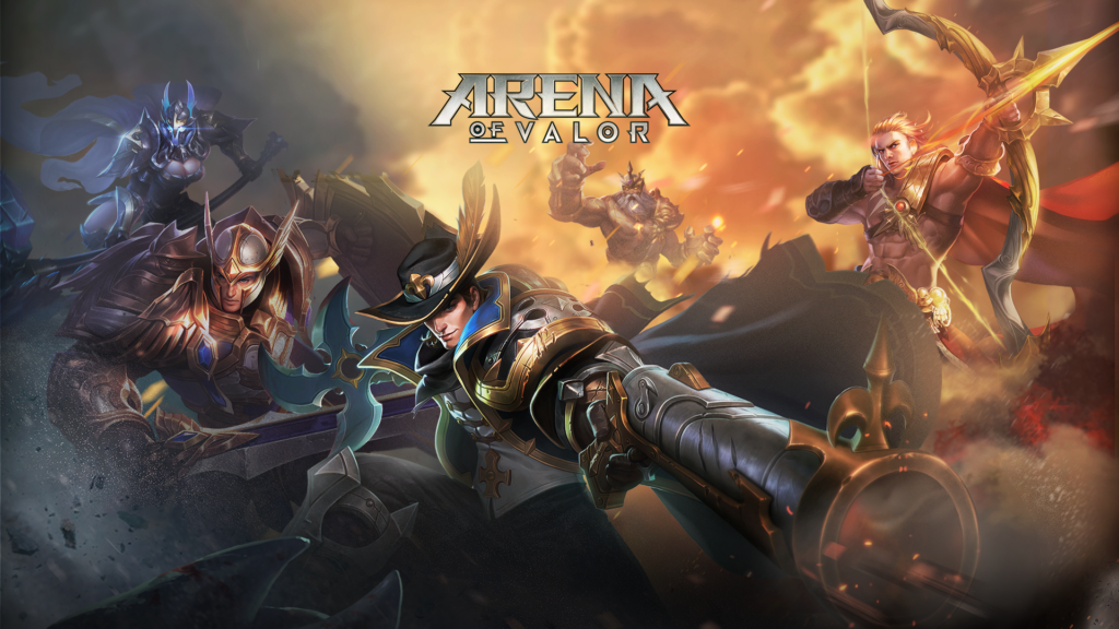 Arena Valor Android