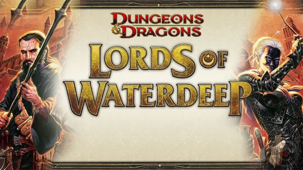 Lords of Waterdeep Android