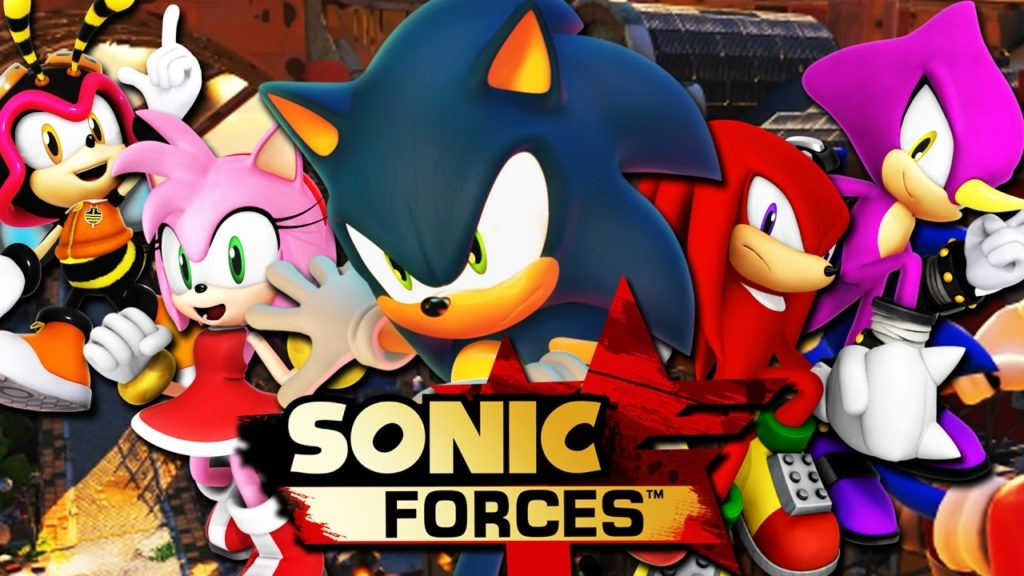 Sonic Forces: Speed Battle