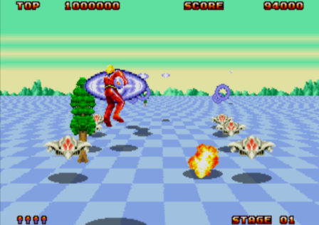 space-harrier-ii-android