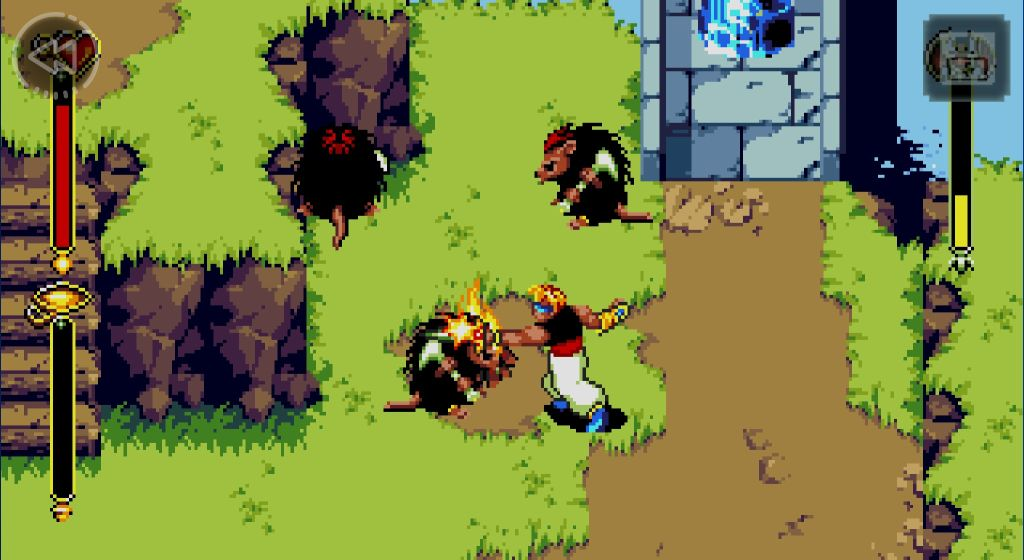 12 Forever Classic Features: Beyond Oasis Is The Latest Mega Drive Classic To Arrive On