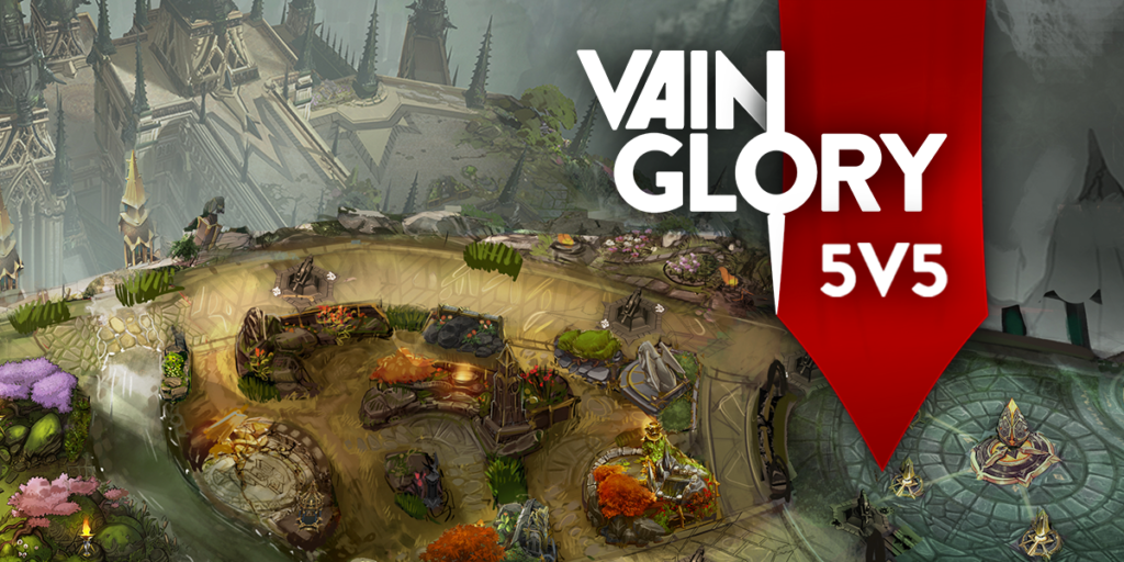 can i play vainglory on computer