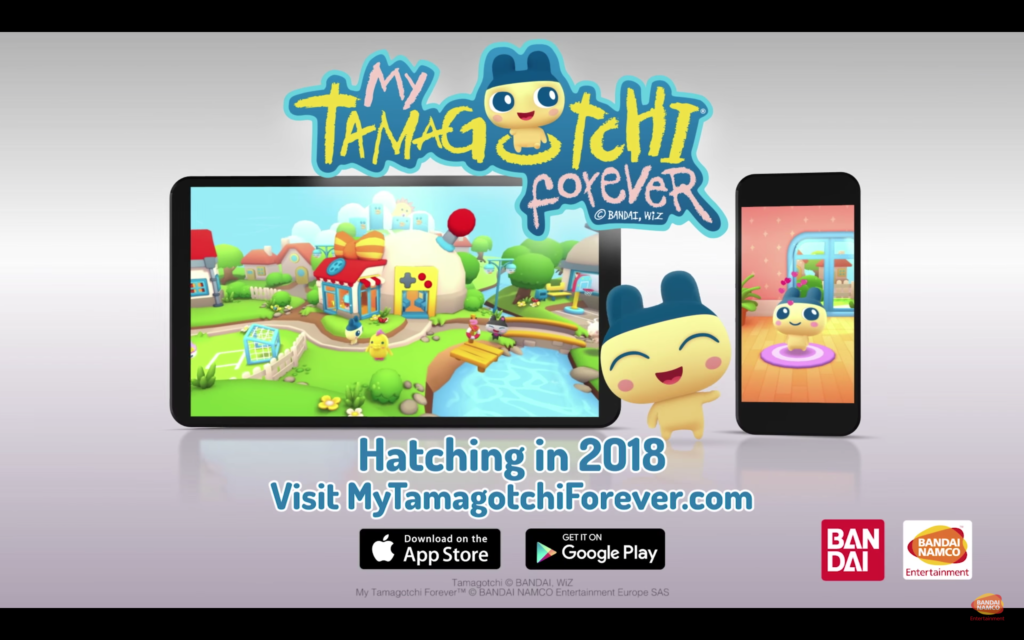 My Tamagotchi Forever Android
