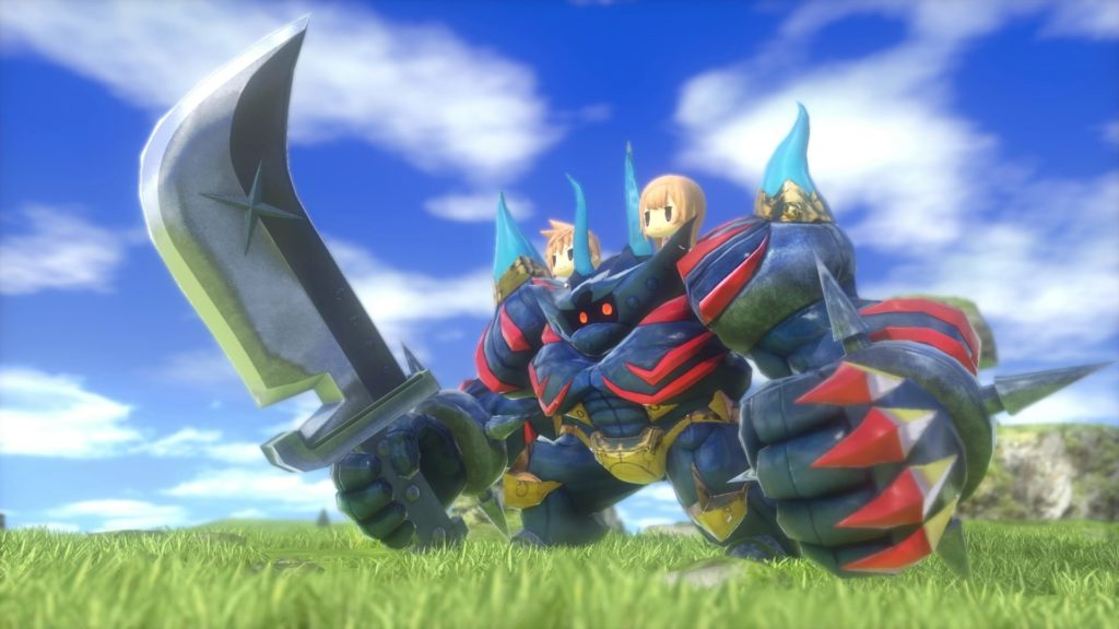 World of Final Fantasy is coming to Android this year