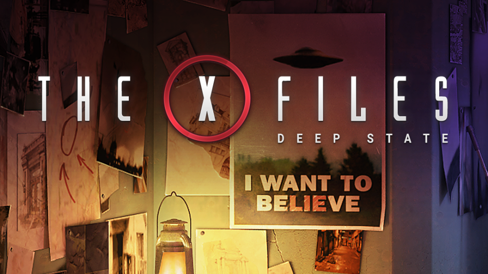 The X-Files: Deep State Android