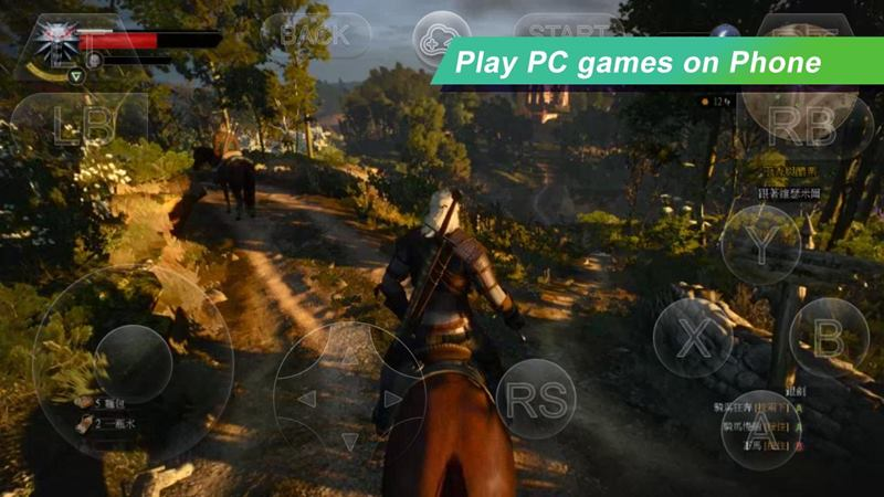 Gloudgames stream pc and console games to android droid gamers - How to stream console games ...