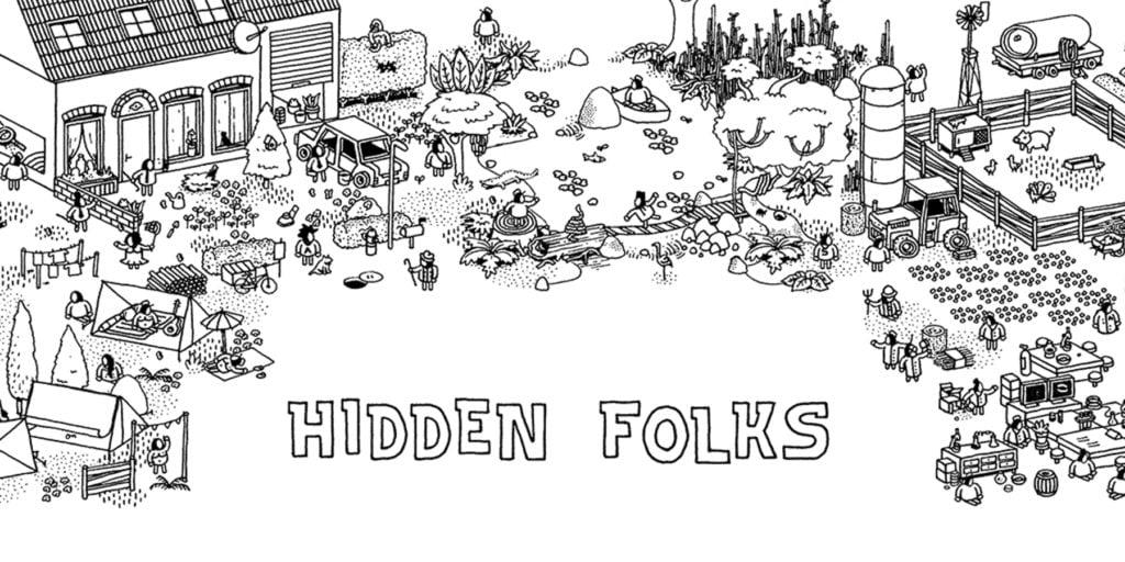 Hidden Folks Android