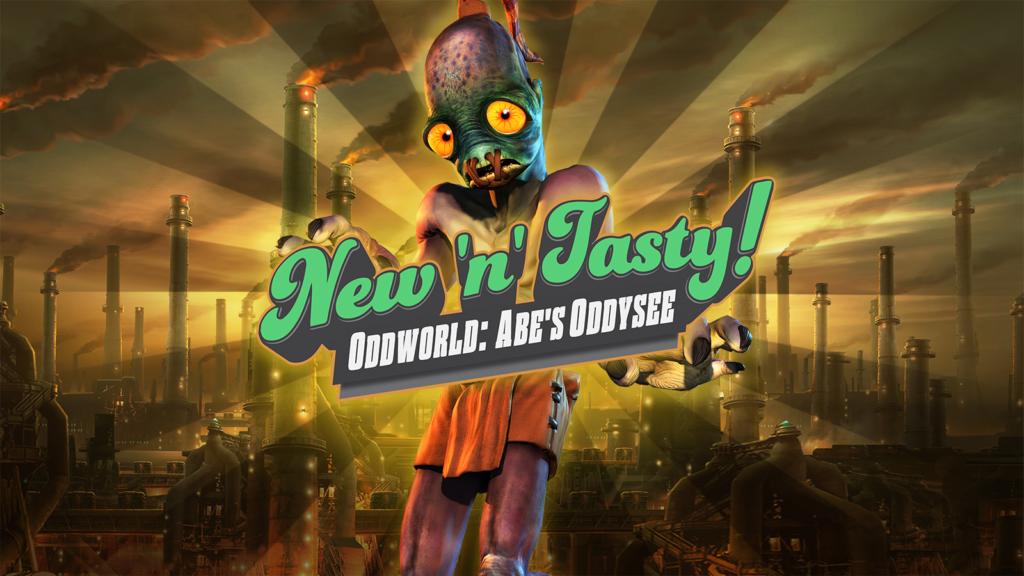 Oddworld: New 'n' Tasty Android