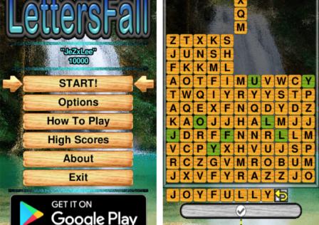 LettersFall 1