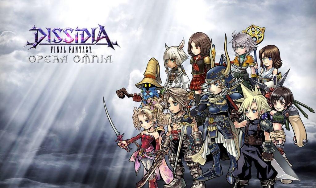 Dissidia Final Fantasy Android