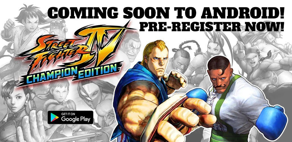 Street Fighter IV Android