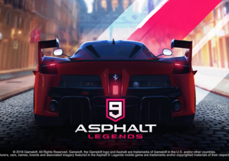 Asphalt 9: Legends Android