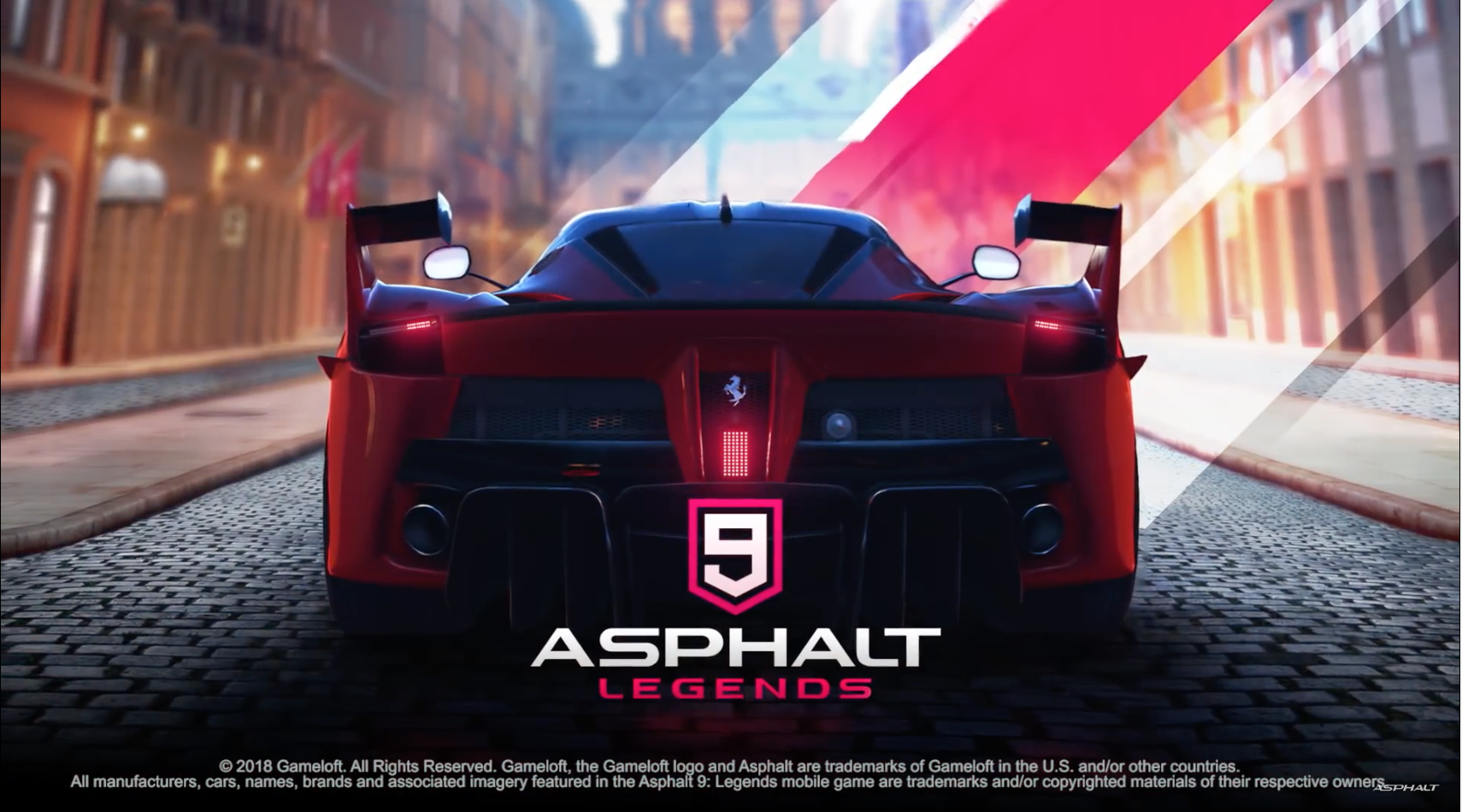 New Police Cars >> Asphalt 9: Legends is coming soon to Android - Droid Gamers