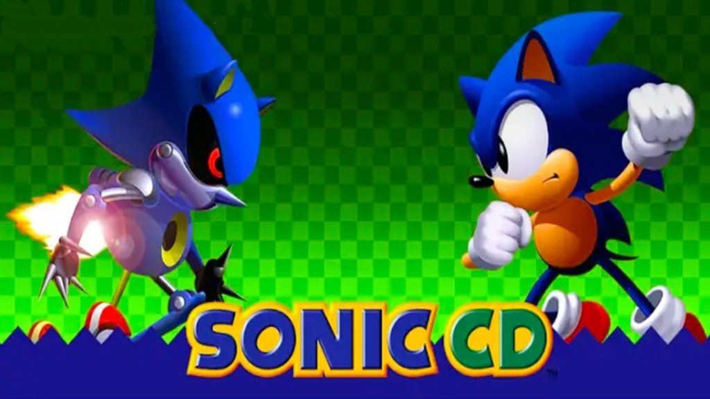 Sonic CD Classic Android
