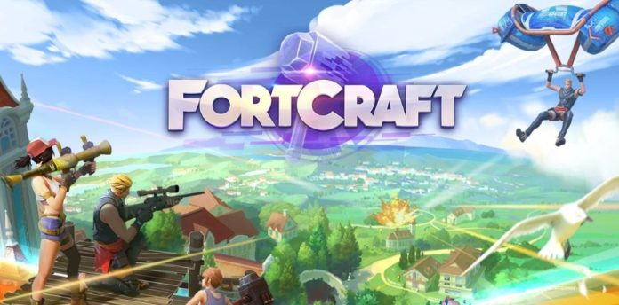 FortCraft Fortnite NetEase Android