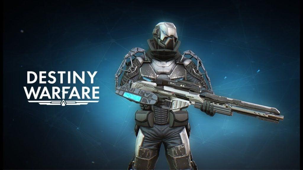 Destiny Warfare Android