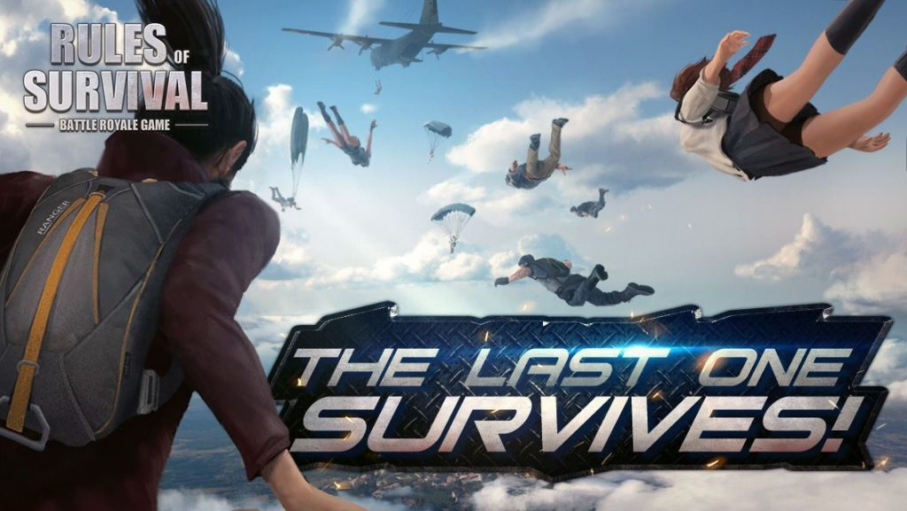 Rules of Survival NetEase PUBG Corp Android