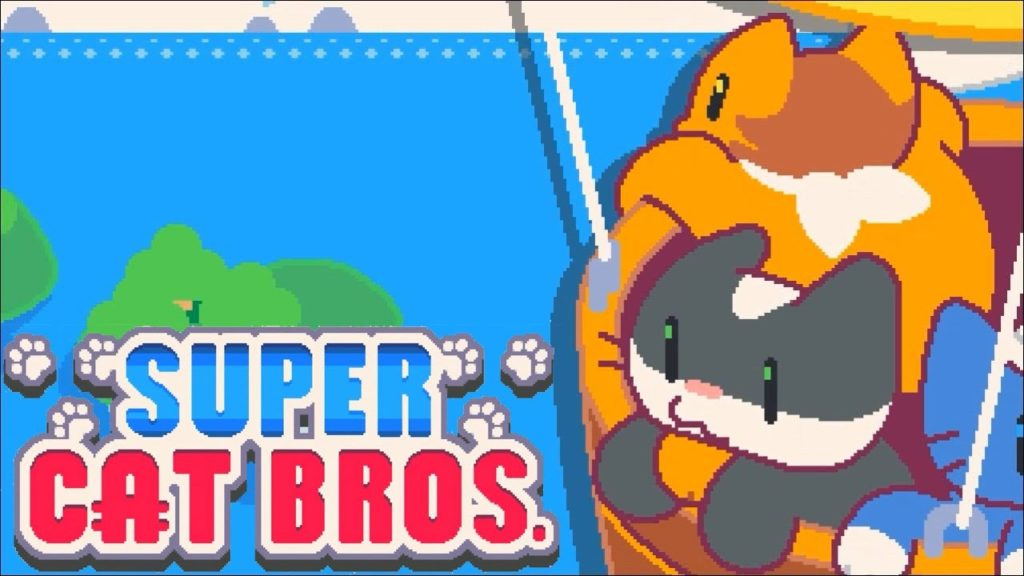 Super Cat Bros Android
