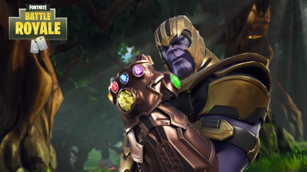 Fortnite Thanos Android