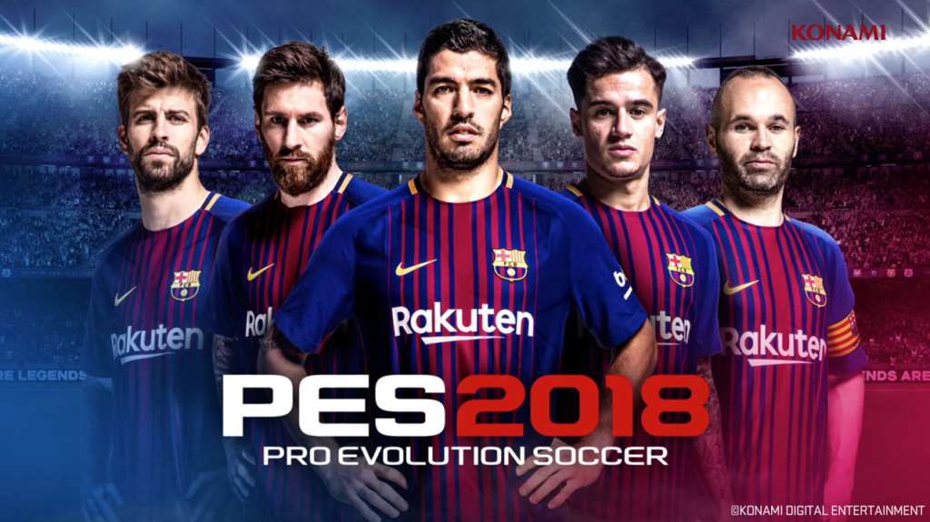 PES 2018 Android