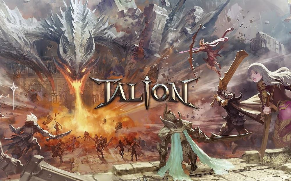 MMORPG Talion is in closed beta until June 5th - Droid Gamers
