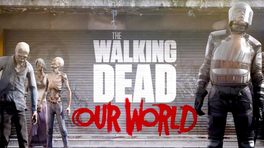 The Walking Dead: Our World Android