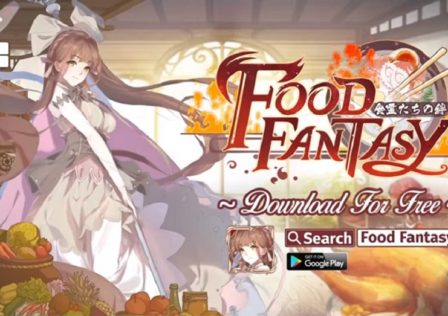 food-fantasy-android