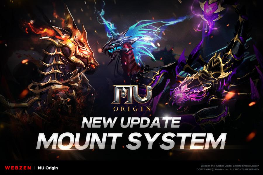 MU Origin 3 0 update brings new dungeons, mounts, Server