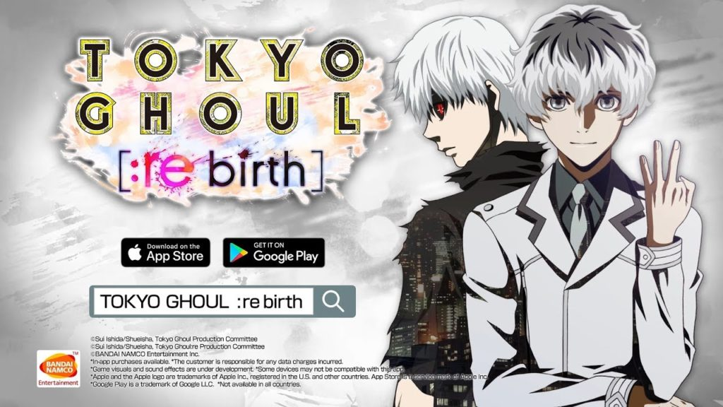 Tokyo Ghoul Android