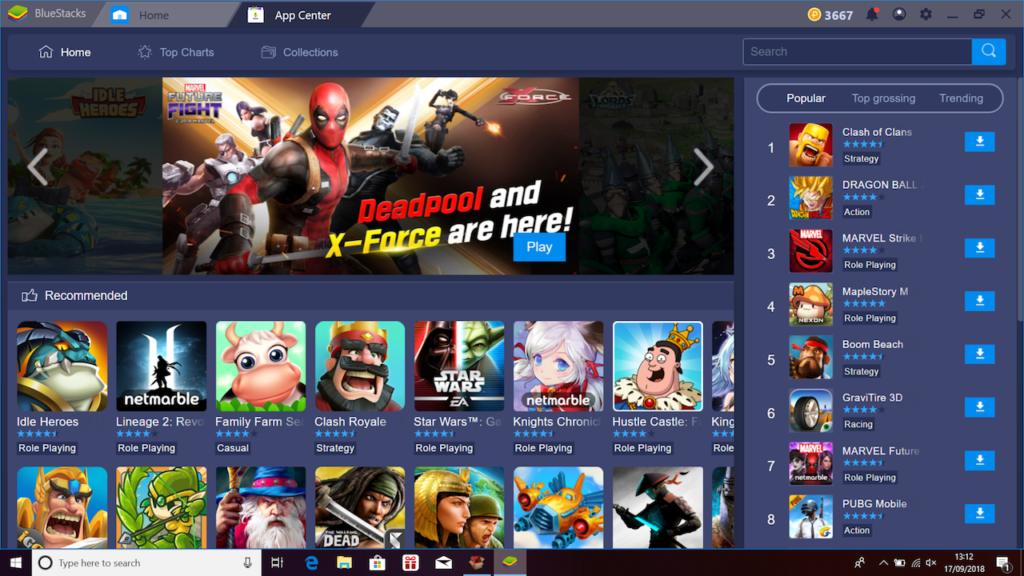 BlueStacks 4 Review: A slicker, faster way to play Android
