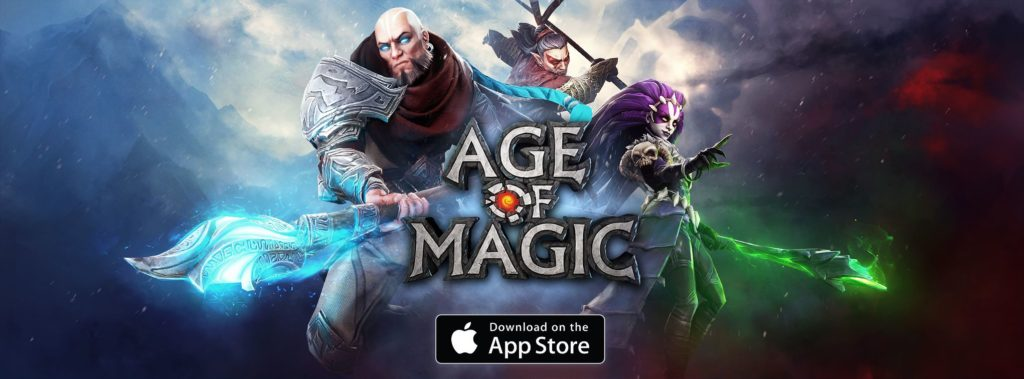 Age of Magic is now up for pre-registration on Android