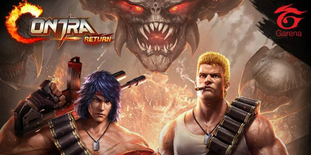 Contra: Return Android