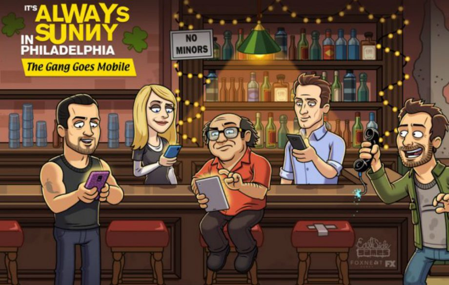 It's Always Sunny Android