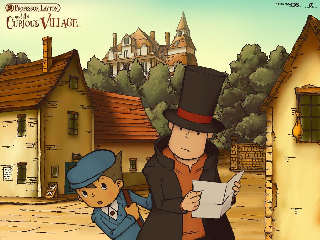 Layton: Curious Village HD