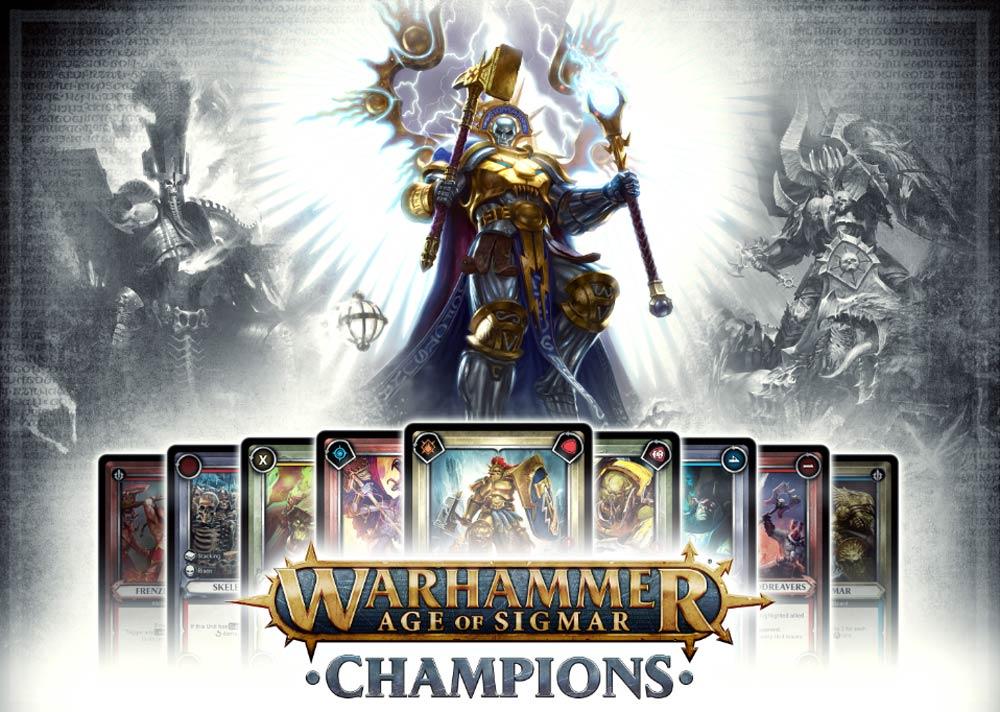Warhammer AoS Champions Android