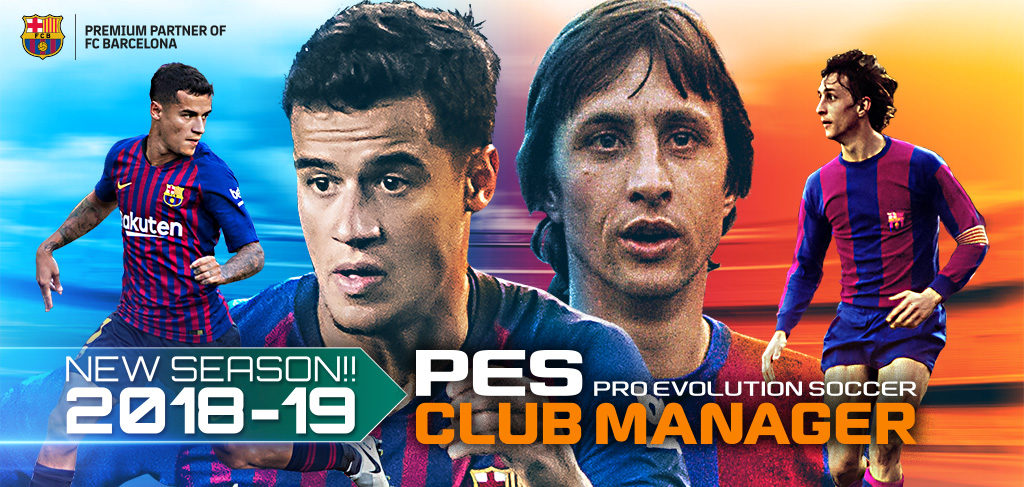 PES Club Manager Android