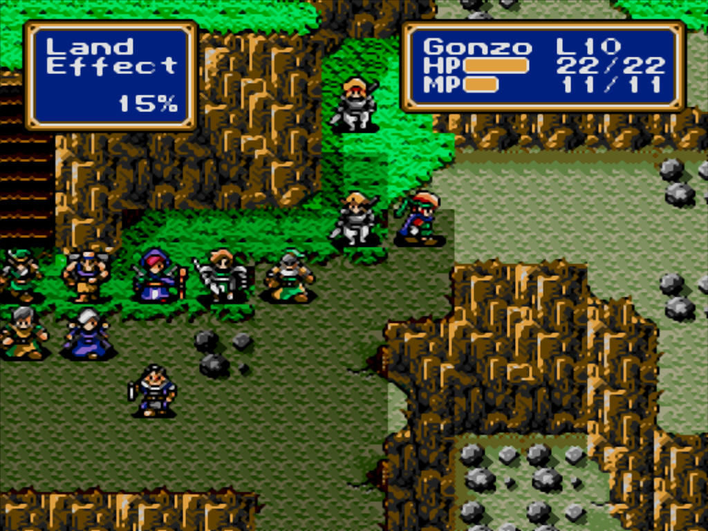 Shining Force Classics Android