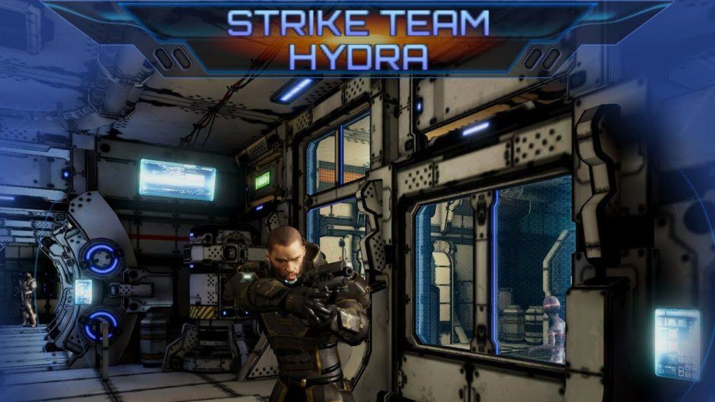 Strike Team Hydra Android