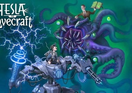 tesla-vs-lovecraft