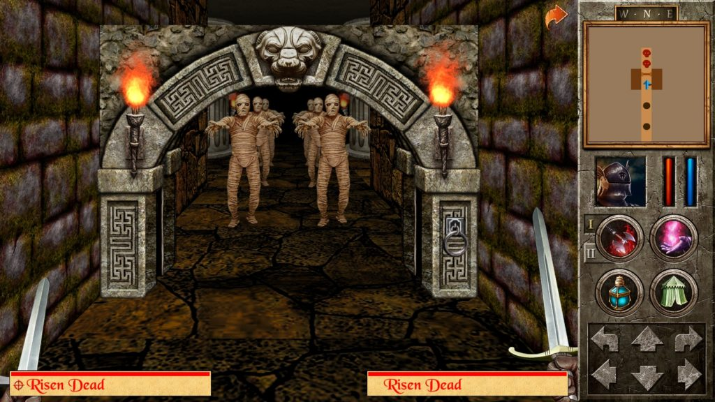 The Quest - Caerworn Castle Android