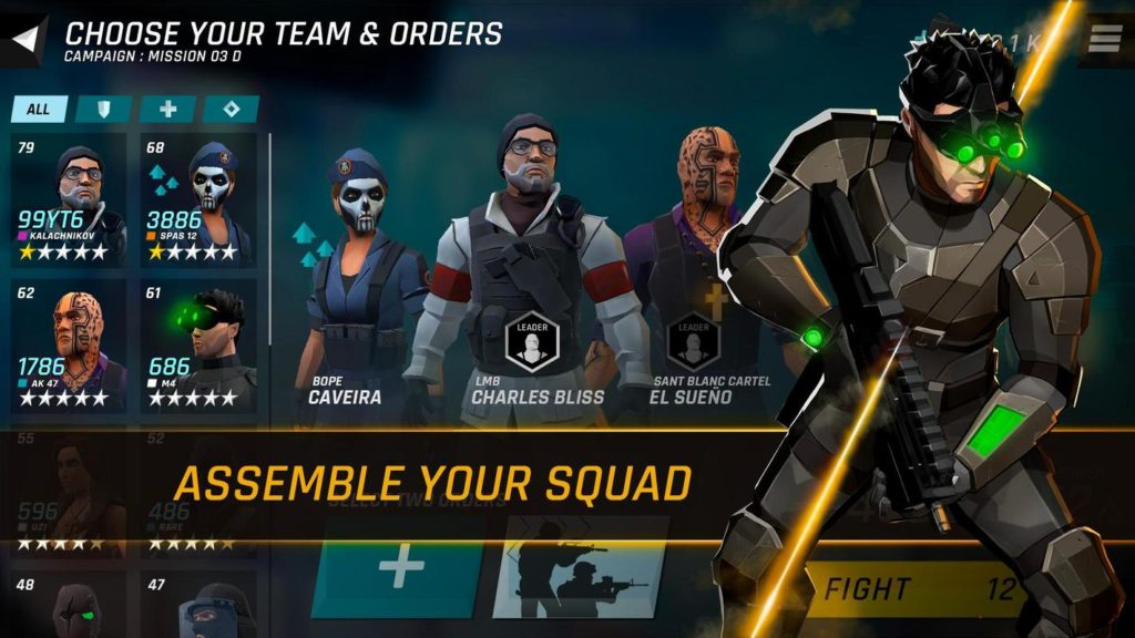 Tom Clancy's Secret Project Alpha Android