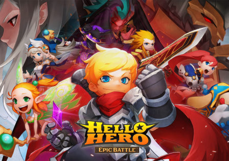 Hello Hero Epic Battle_Official