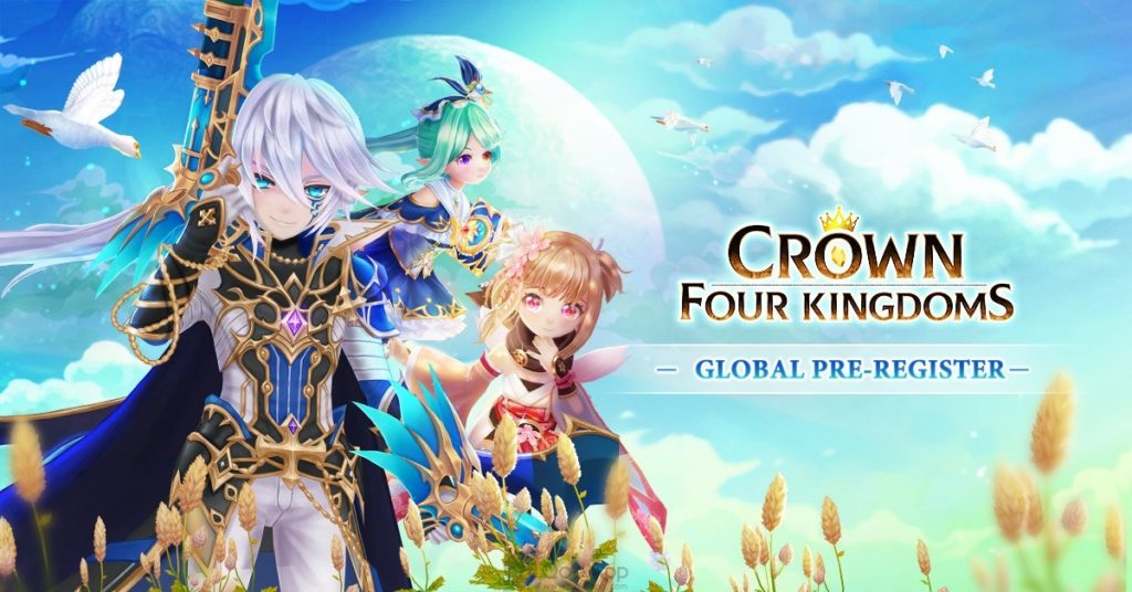 Crown Four Kingdoms Android