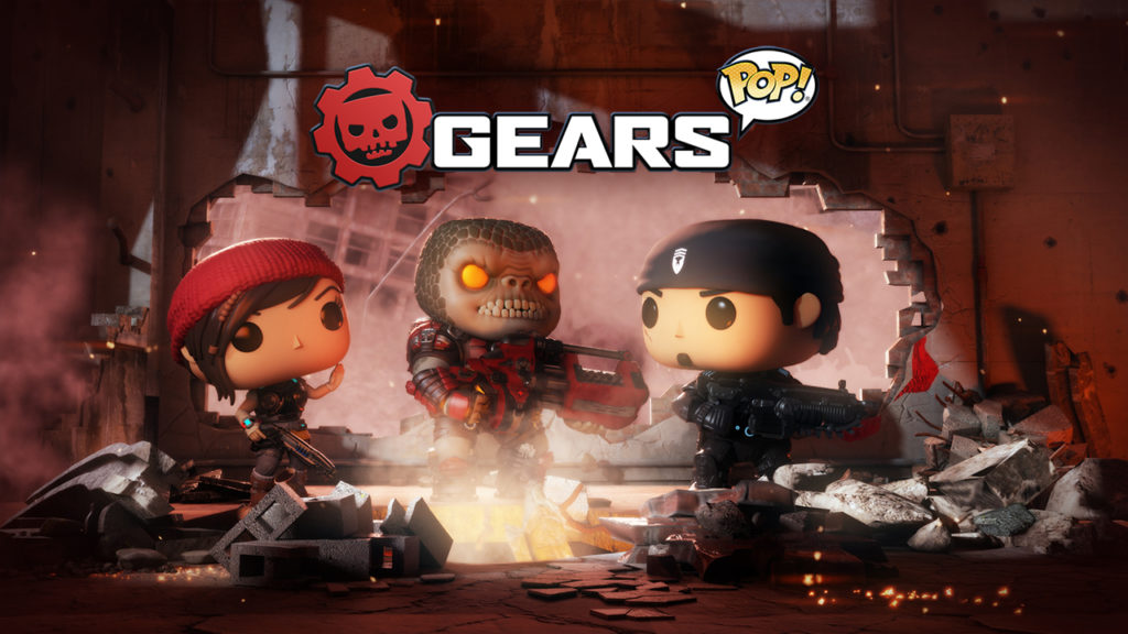 Microsoft's first Gears of War game lands on iOS